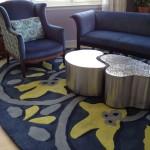 custom made living room rug