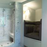 bathroom spa seating