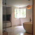 Bathroom tub - home design