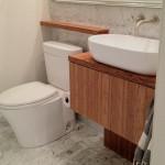 bathroom spa sink