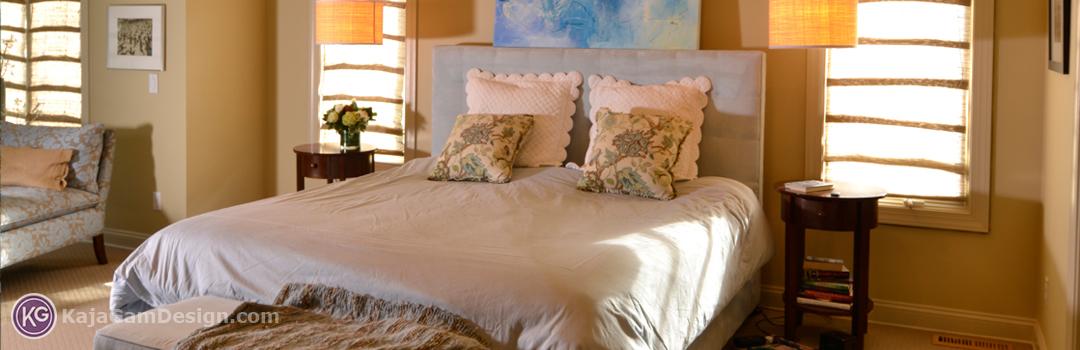 Kaja Gam Design Bedroom and Private Space Portfolio