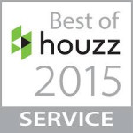 Kaja Gam Design wins Best of Houzz 2015 Service Award