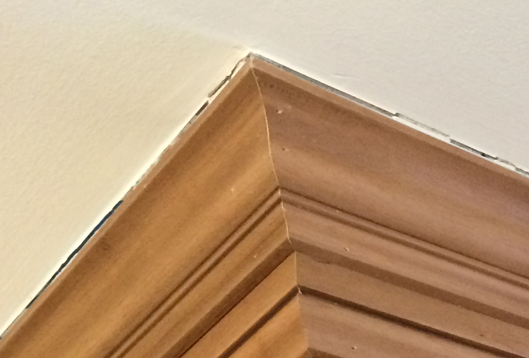 How To Crown A Kitchen Elegant Crown Molding Kaja Gam Design