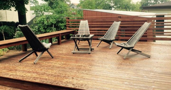 Ossining Deck by Kaja Gam Design