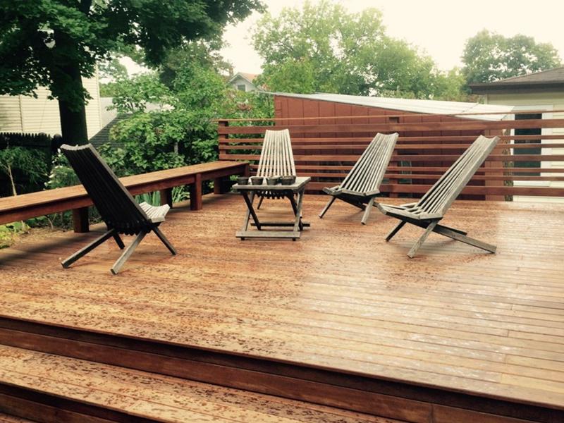 Ossining Deck