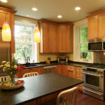 Hastings on Hudson Kitchen by Kaja Gam Design