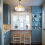Kitchen Nook with Seating