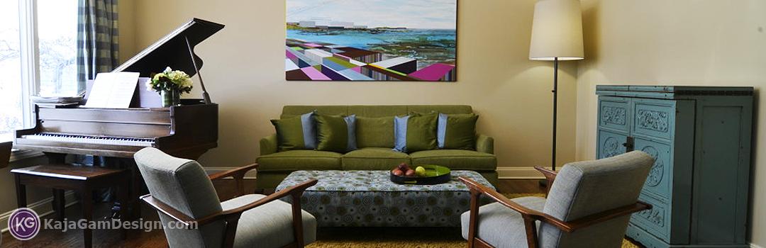 Kaja Gam Design Living Room Portfolio
