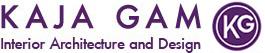 Kaja Gam Design Logo