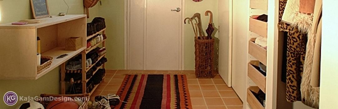 Kaja Gam Design Utility and Mud Room Space Portfolio